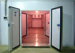 Промышленные холодильники для мяса Херсоне