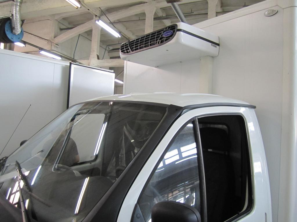 Установка холодильного оборудования Carrier