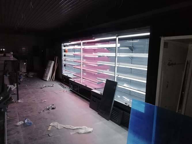 Торговое холодильное оборудование для МЯСО МАРКЕТ