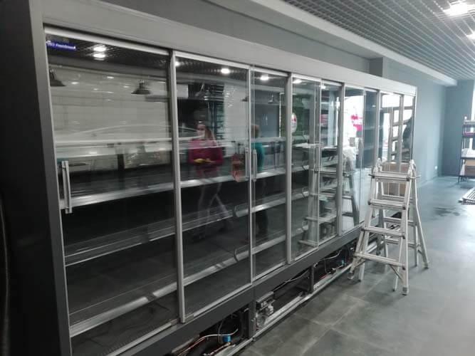 Магазин под ключ МЯСО МАРКЕТ в Херсоне